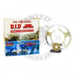 Σετ Γρανάζια-Αλυσίδα κινήσεως DID-JT για Yamaha TDM 900 '02-'13