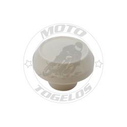 Τάπα Πειρουνιού C50  Άσπρη Γνήσια Honda 51341-001-000ZD