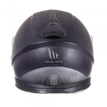 Κράνος MT Thunder 3 SV Χρώμα Μαύρο Ματ