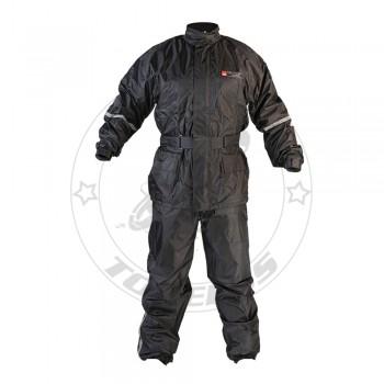 Σετ Nordcode Raincoats Χρώμα Μαύρο