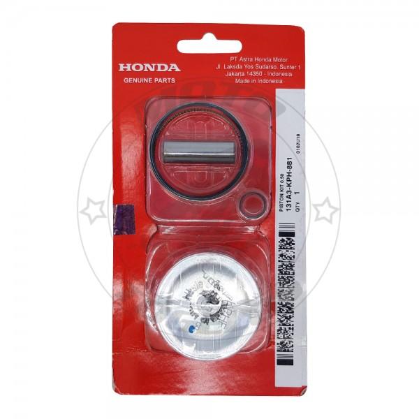 Έμβολο 0.50 Innova 125 Γνήσιο Honda Ινδονησίας 131A3-KPH-881