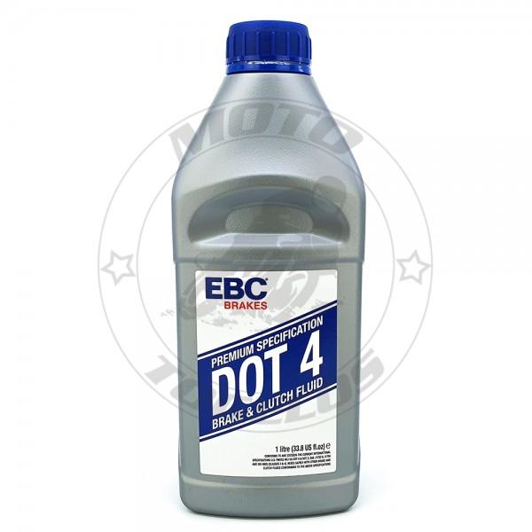 Υγρό Φρένων EBC DOT 4 1Lt