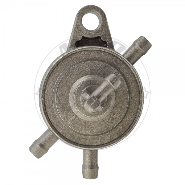 Ρουμπινέτο Βενζίνης GY6 150cc Στρογγυλό με 3 Εξόδους Roc