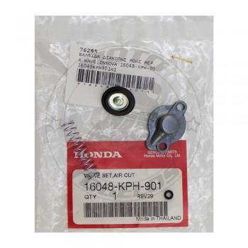 Βαλβίδα Διακοπής Ροής Αέρα Wave 110/Innova 125 Γνήσια Honda 16048-KPH-901HI