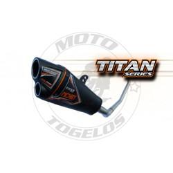 ΕΞΑΤΜΙΣΗ NOB-1 TITAN HONDA C100 GRAND