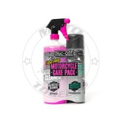 Καθαριστικό & γυαλιστικό σετ Muc Off Duo Care kit