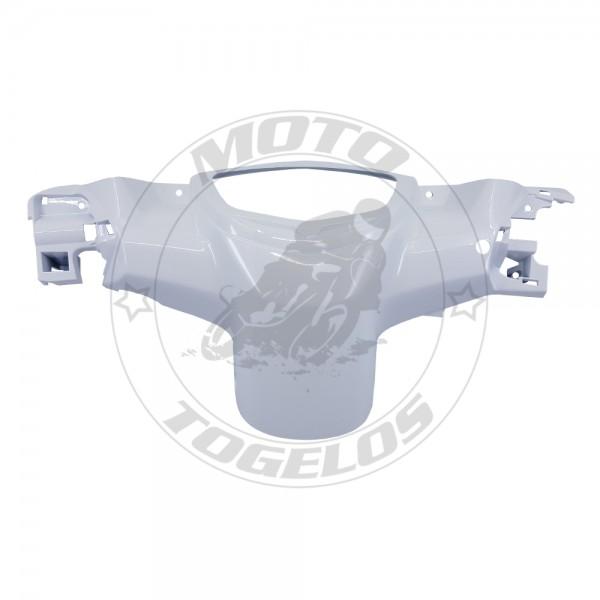 Μάσκα Τιμονιού Άσπρη Crypton-X 135 Yamaha 5D6-F6145-00-P6