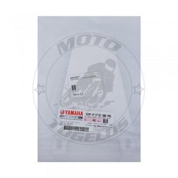Κουστούμι Crypton-X 135 Άσπρο Γνήσιο Yamaha
